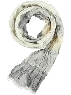 Платок Passigatti. Цвет: серый