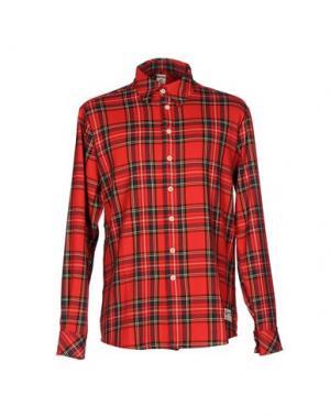 Pубашка SPORTSWEAR REG.. Цвет: красный
