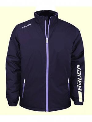 Куртка Bauer. Цвет: темно-синий