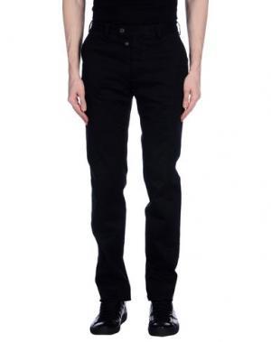 Повседневные брюки DIMATTIA. Цвет: черный