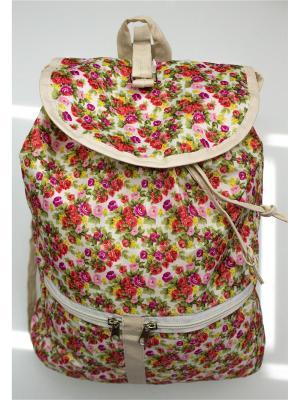 Рюкзак женский lawiggi. Цвет: розовый