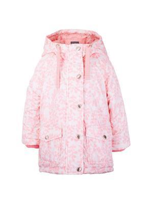 Куртка Gulliver Baby. Цвет: молочный