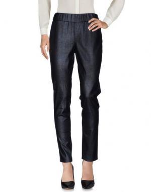 Повседневные брюки LE TRICOT PERUGIA. Цвет: черный