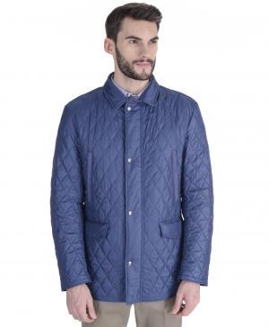 Куртка  JK-0140 BLUE HENDERSON. Цвет: голубой
