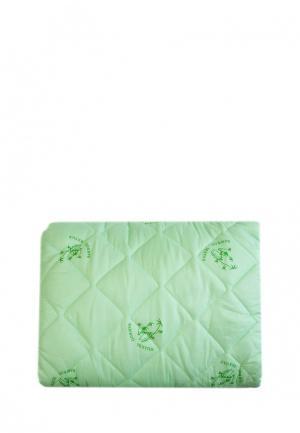 Одеяло La Pastel. Цвет: зеленый