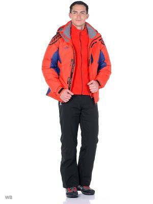 Куртка Think Pace. Цвет: красный, синий