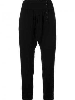 Anke Suiting trousers Ulla Johnson. Цвет: чёрный