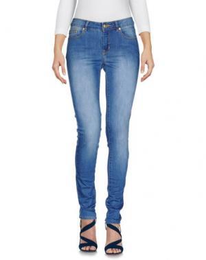 Джинсовые брюки RIPCURL. Цвет: синий