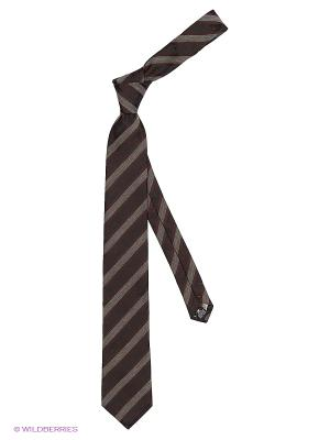 Галстук Alex DANDY. Цвет: антрацитовый, серый, темно-коричневый