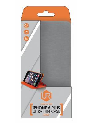Аксессуар для планшета Trust Aeroo Ultrathin Cover stand for iPhone 6 Plus- серый. Цвет: серый