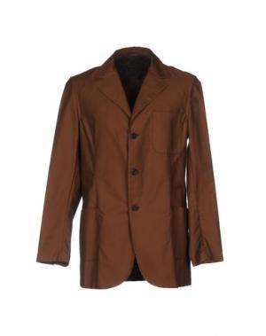 Пиджак AQUARAMA. Цвет: коричневый
