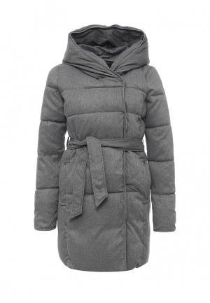 Куртка утепленная Concept Club. Цвет: серый
