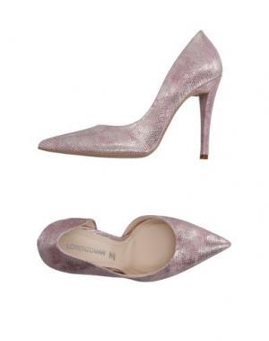 Туфли LORENZO MARI. Цвет: розовый