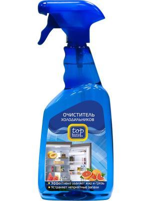 Top House  oчиститель холодильников, 750 мл.. Цвет: синий