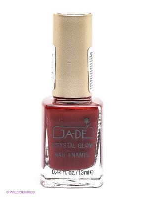 Лак для ногтей, 336 тон GA-DE. Цвет: бордовый