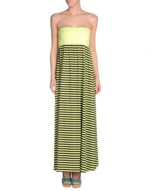 Пляжное платье FISICO-CRISTINA FERRARI. Цвет: светло-зеленый