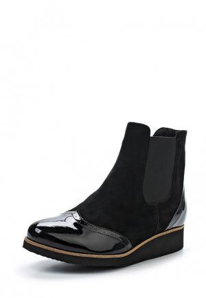 Ботинки Bosccolo. Цвет: черный