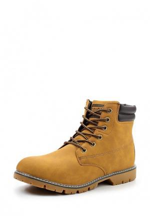 Ботинки Go.Do.. Цвет: коричневый