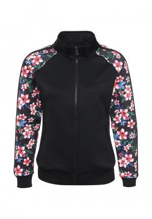 Олимпийка Anta. Цвет: черный
