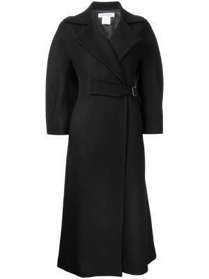 Пальто Smock Bianca Spender. Цвет: чёрный