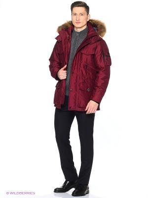 Куртка Alfred Muller. Цвет: красный