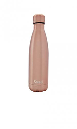 Бутылка для воды 17 унций gem Swell S'well. Цвет: сиреневый