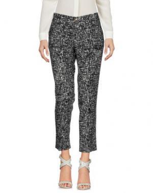 Повседневные брюки ALTEA dal 1973. Цвет: черный