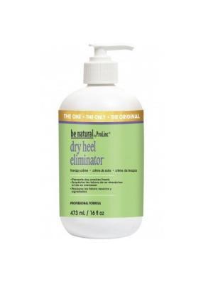 Be Natural 1282 Dry Heel Eliminator Увлажняющий крем для сухой кожи рук и ног, заживляющий трещины,. Цвет: белый