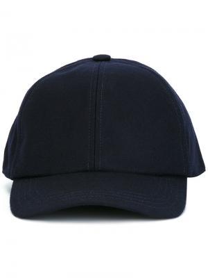 Классическая кепка Harmony Paris. Цвет: синий