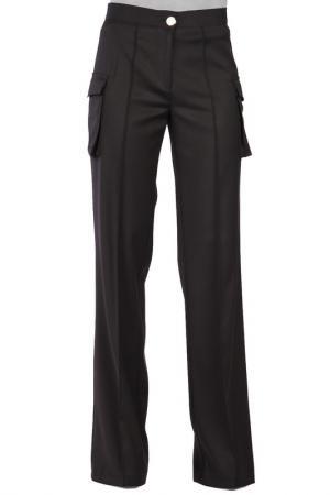 Trousers CARLA BY ROZARANCIO. Цвет: black