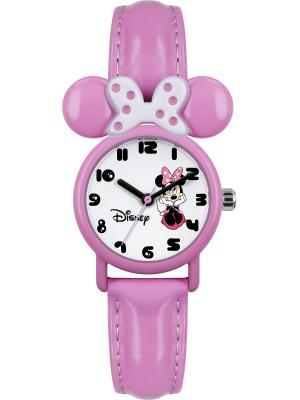 Часы Disney by RFS. Цвет: черный, белый, розовый