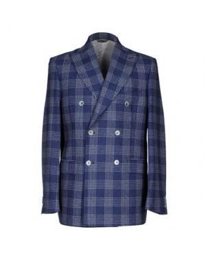 Пиджак SARTORE. Цвет: синий