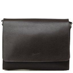 Портфель  RS11459 темно-коричневый GERARD HENON