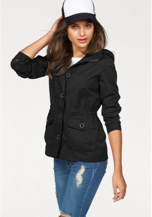 Куртка AJC. Цвет: красно-коричневый, хаки, черный