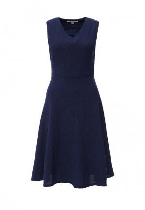 Платье Y by Yumi. Цвет: синий