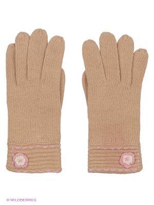 Перчатки Maxval. Цвет: бежевый, розовый