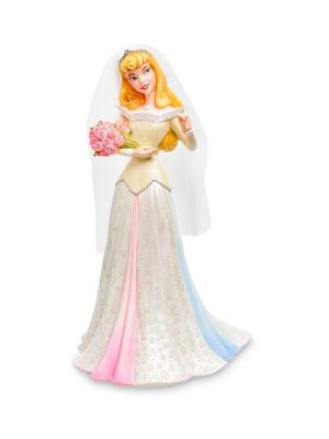 Фигурка Принцесса Аврора в свадебном платье Disney Showcase. Цвет: красный, зеленый, синий