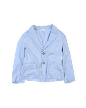 Пиджак DOLCE & GABBANA. Цвет: лазурный