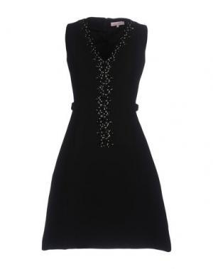 Короткое платье DICE KAYEK. Цвет: черный