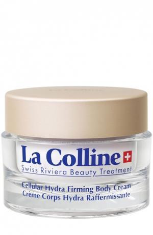 Увлажняющий укрепляющий крем для тела с клеточным комплексом La Colline. Цвет: бесцветный