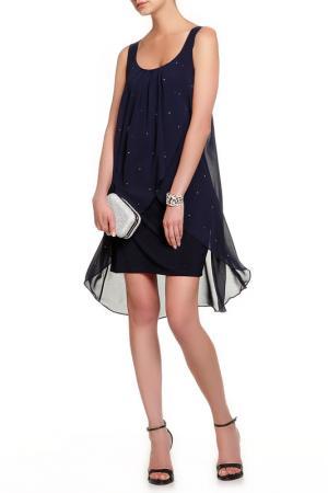 Платье Frank Lyman Design. Цвет: синий