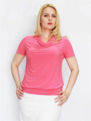 Блузка Pelagueya. Цвет: розовый