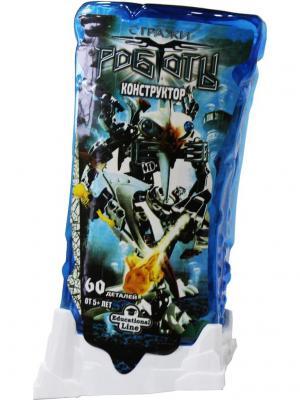Конструктор RoboBlock Серый Воин M Склад Уникальных Товаров. Цвет: серый
