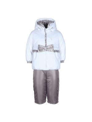 Комплект одежды MaLeK BaBy. Цвет: белый