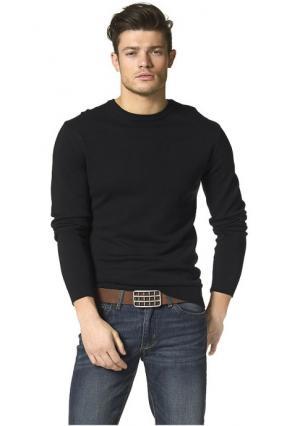 Пуловер JOHN DEVIN. Цвет: светло-серый меланжевый, темно-серый меланжевый, темно-синий