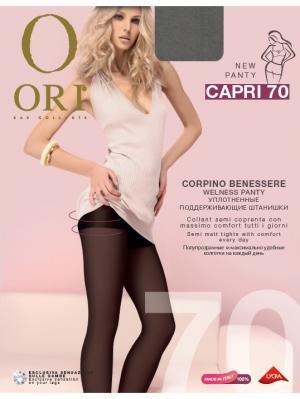 Колготки ORI Capri 70 den. Цвет: серый