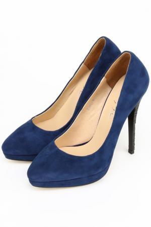 Туфли OnlyTa. Цвет: синий
