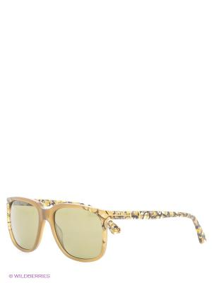 Солнцезащитные очки TM 508S 04 Opposit. Цвет: хаки