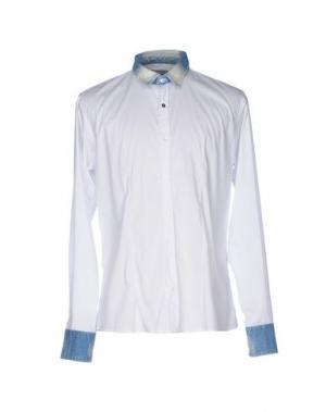 Pубашка XAGON MAN. Цвет: белый