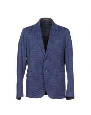 Пиджак JEY COLE MAN. Цвет: синий